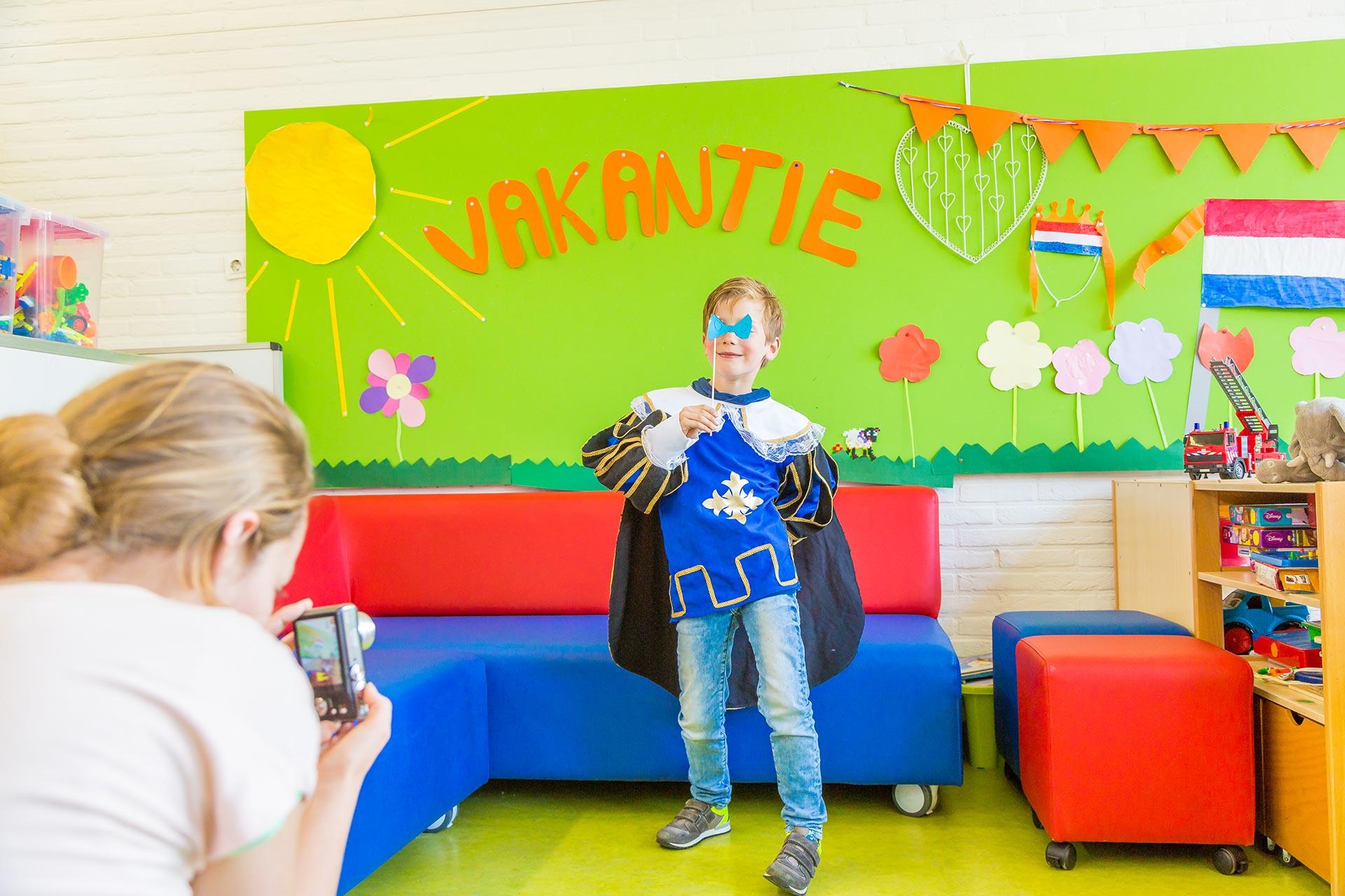 Kinderen bij BSO Tov Waddinxveen doen DoenKids activiteiten